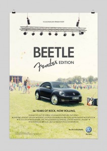BEETLE FENDER EDITION