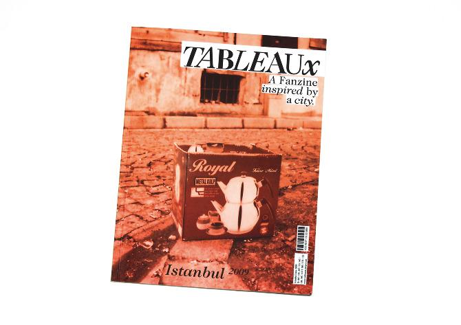 TABLEAUX FANZINE